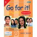 หนังสือเรียน Student book ชุด Go for it! ม.1