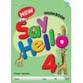 หนังสือเรียน New Say Hello ป.4