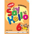 แบบเรียนพื้นฐาน New Say Hello ป.6