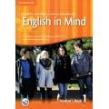 หนังสือเรียน ENGLISH IN MIND 1