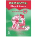 Projects:Play  Learn Activity Book 5 ชั้น ป.5