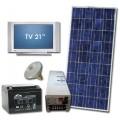 ผลิตไฟฟ้าจากโซล่าเซลล์  หรือแผงพลังงานแสงอาทิตย์ 120วัตต์พร้อมใช้ไฟชุดสำเร็จ