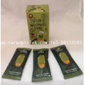 Banana Society กล้วยตากพลังงานแสงอาทิตย์ เคลือบรสชาเขียว ตราบานาน่าโซไซตี้ ขนาด 75 กรัม