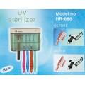 กล่องเก็บแปรงสีฟัน พร้อมฆ่าเชื้อโรคด้วย UV (UV Toothbrush Sanitizer)