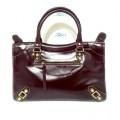 กระเป๋าหนังแท้ Tlux item AP001N   สีม่วง