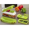 เครื่องสไลด์หั่นผัก ผลไม้ เครื่องเตรียมอาหาร เหมือน NICER DICER เครื่องหั่นผัก และ ผลไม้ อัจฉริยะ