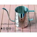 กาดริป กาแฟ สแตนเลส หนา ขนาด 0.4ลิตร / 0.4L /400cc/400มล. กาน้ำร้อน สำหรับ กาแฟดริป