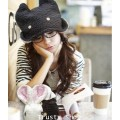 หมวกตุ๊กตา Gismo สีดำ สวย น่ารัก ส่งฟรี!
