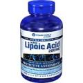 อัลฟาไลโปอิก Alpha Lipoic Acid 200 mg (Vitamin world 134) 200 Capsules (พร้อมส่ง) ต่อต้านอนุมูลอิสระ