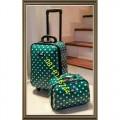 กระเป๋าเดินทาง ROMAR POLO เซ็ตคู่ แม่ลูก ราคา 1430 บาท/ชุด