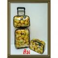 กระเป๋าเดินทางยี่ห้อ Promar POLOลิขสิทธิ์ แท้ เซ็ตแม่ลูก รุ่น 3 ชิ้น ราคาพิเศษ 1,790.-