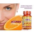 วิตามินซี ACORBIC C -1000 mg. นำเข้าจากอเมริกา