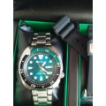 SEIKO Prospex Green Turtle  รุ่น SRPB01K1 Limited Edition Automatic Men's Watch