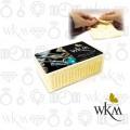 WKM SilverGold Polishing Cloth size:Card 9x5.5cm ผ้าเช็ดขัดเงาเครื่องประดับเงินและทอง