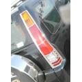 ครอบไฟท้าย Honda Crv G2 02-05 โครเมียม