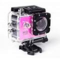 HD 1080P Mini Sport DV 12MP Waterproof Helmet Action Camera Car Cam   wifi