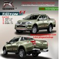 ชุดแต่งรอบคัน All New Triton 2015 รุ่นFT