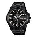นาฬิกา คาสิโอ Casio EDIFICE ANALOG รุ่น EFR-104BK-1A