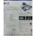 LG Bluray External Portable Slim Drive BP40NB