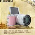 Fujifilm X-A2 + Lens 16-50 mm II สีชมพู Limited Edition