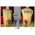 เสื้อยืด T-shirt The Beatles (S) เสื้อยืด คอกลม ลายเดอะบีลเทิล  ผ้าคอตต้อนแท้100 *สินค้าแนะนำ
