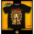 เสื้อT-shirt Mcdonald (S) เสือยืดคอกลม ลายแมคฯ ผ้าคอตต้อนแท้100 *ขายดีติดอันดับTop5