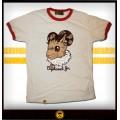 เสื้อ T-shirt BaphometJr. (S) เสือยืดคอกลม ลายลูกแพะน้อย  ผ้าคอตต้อนแท้100 *สินค้าใหม่ล่าสุด