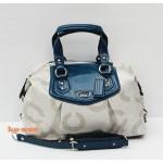 กระเป๋าสะพาย COACH ASHLEY SIGNATURE SATCHEL 20027