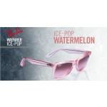 แว่นกันแดด RAYBAN : แว่นกันแดด Original Wayfarer RB2140-6057/X3 (Watermelon)