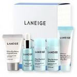 Laneige White Plus Renew EX Trial Kit (5 ชิ้น) ปรับผิวให้ดูขาวสว่างกระจ่างใสอย่างเป็นธรรมชาติ