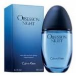 น้ำหอมผู้หญิง Calvin Klein Obsession Night edp 100ml