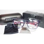 กรอบแว่นตา Oakley Cloverleaf 55 mm สี  Navy crazy