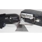 กรอบแว่นตา Oakley TinCup Carbon 52 mm สี Powder Pewter ตัว Sample