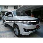 ชุดแต่งรอบคัน Toyota New Fortuner 2012 TRD Sportivo