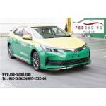 ชุดแต่งรอบคัน New Toyota Altis 2017-2018 ทรง Solid