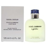 Dolce and Gabbana Light Blue Pour Homme EDT 125 ml (tester)
