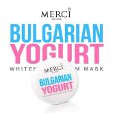 Merci Bulgarian Yogurt Whitening Cream Mask (เมอร์ซี่ บัลแกเรียน โยเกิร์ต ไวท์เทนนิ่ง ครีม มาส์ก)