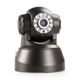 กล้อง IP Camera รุ่น WIFI-S5001Y ดูและบันทึกภาพและวีดีโอสดผ่านมือถือได้ ความละเอียด 640x480 pixels
