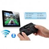 จอยเล่นเกมไร้สายบนมือถือ สำหรับ IOS, Andriod, Apple, Samsung แบรนด์ Ipega เหมาะใช้กับ Emu เช่น PSX