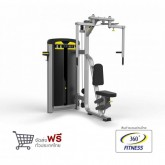 360 Ongsa Fitness Seated Straight Arm Clip Chest Machine / BTM-002A