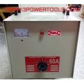 หม้อเพิ่มไฟ PUMA ขนาด 60 A 220 V (เพิ่มได้ถึง 13,200W)