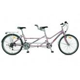 จักรยานคู่รัก  สองตอน (ขี่ได้ 2 คน พร้อมกัน) Asama Alloy