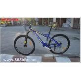 จักรยานเสือภูเขา ยูเมโกะ (UMEKO) M168 26\quot; 21V ,เฟรมเหล็ก 21 สปีด