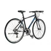 จักรยานไฮบริด TRINX P500 เกียร์ 24 สปีด 700C  เฟรมอลูมิเนียม