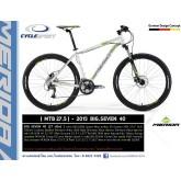 จักรยานเสือภูเขา MERIDA BIG.SEVEN 40,27สปีด 2015