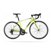 จักรยานเสือหมอบ TrinX R600N เกียร์มือตบ 14 สปีด Tourney เฟรมอลู 2015