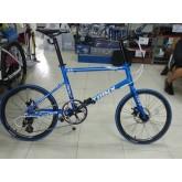 จักรยานมินิ Trinx Mini Z5 เกียร์ชิมาโน่ 8 สปีด เฟรมอลู 2015