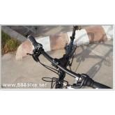 จักรยานมินิทัวริ่ง WCI Sniper เฟรมอลูมิเนียม 14 สปีด