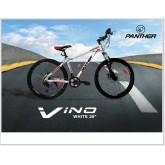จักรยานเสือภูเขา Panther Vino เฟรมเหล็ก hiten 18 สปีด ชิมาโน่ 2015