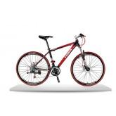 จักรยานเสือภูเขา TRINX M136DC ล้อ 26 นิ้ว เกียร์ 21 สปีด โช้คหน้า เฟรมอลูมิเนียม